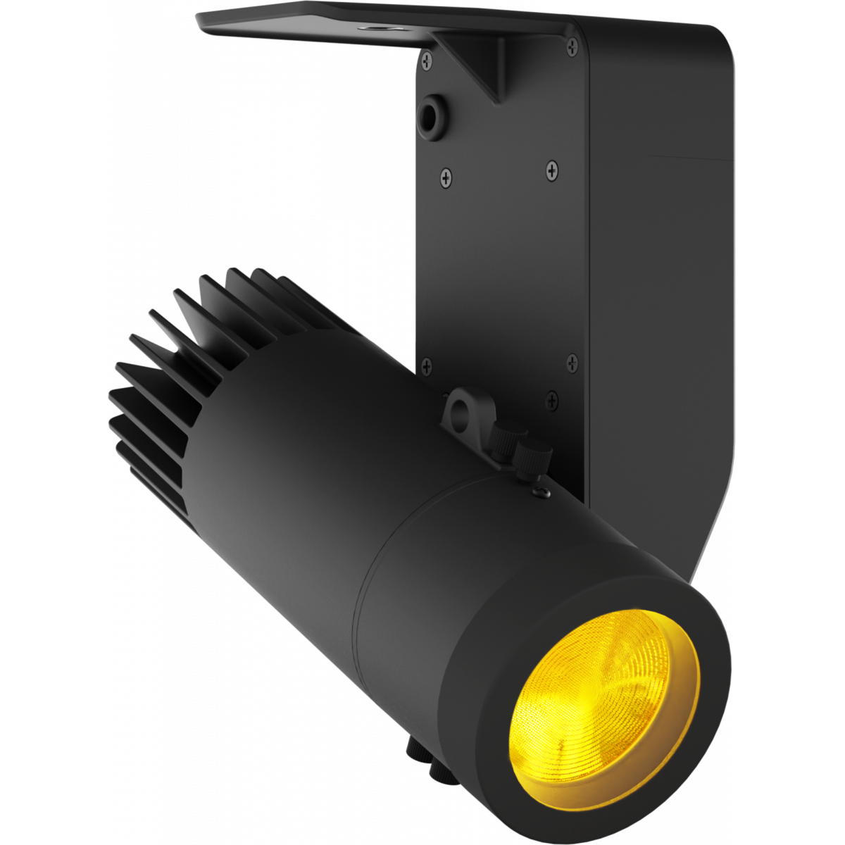The PROLIGHTS EclDisplay is a range of revolutionary and flexible LED spotlights designed for galleries, retail and any public venue where an advanced but classical looking fixture is needed, with several control options, sources and optic versions available to precisely meet any application.